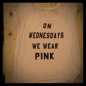 Pink On Wednesdays we wear Pink T-shirt